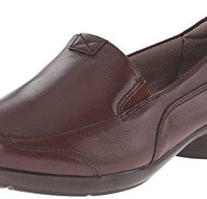 Naturalizer Women's Channing Slip-On Loafer, Brown