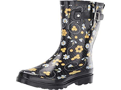 Western Chief Womens' Waterproof Printed Mid Height Rain Boot