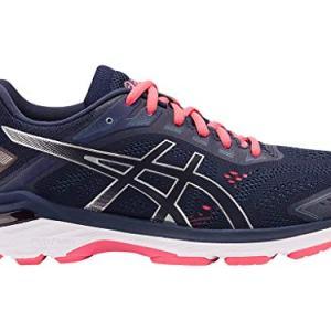 ASICS Women's (D) Running Shoes, 12W, Peacoat/Silver