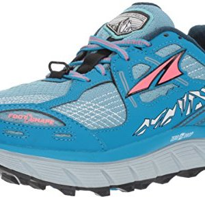 Altra Women's Lone Peak 3.5 Running Shoe, Blue