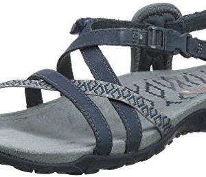 Merrell Women's, Terran Lattice II Sandals Slate