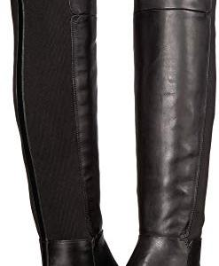 Sam Edelman Pam Women's Black Leather Boots