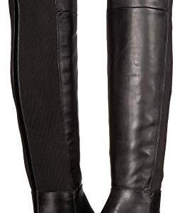 Sam Edelman Pam Women's Black Leather Boots