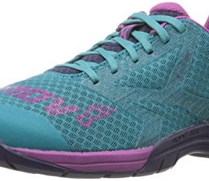 Inov-8 Women's F-Lite 250-W, Teal/Navy/Purple