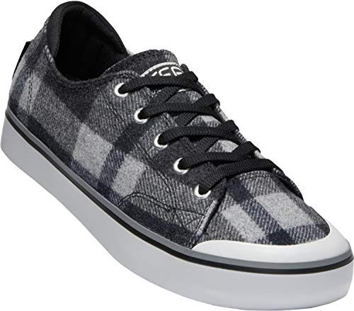 KEEN - Women's Elsa III Canvas Sneaker for Casual Everyday Use