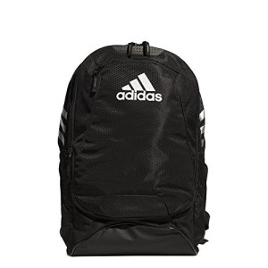 adidas Unisex Stadium II Backpack, Black