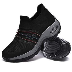 Hotaden Womens Walking Shoes Comfortable Nurse Work Shoes Mesh