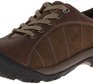KEEN Women's Presidio Oxford,Cascade Brown/Shitake