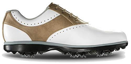 FootJoy Women's Emerge-Previous Season Style Golf Shoes White