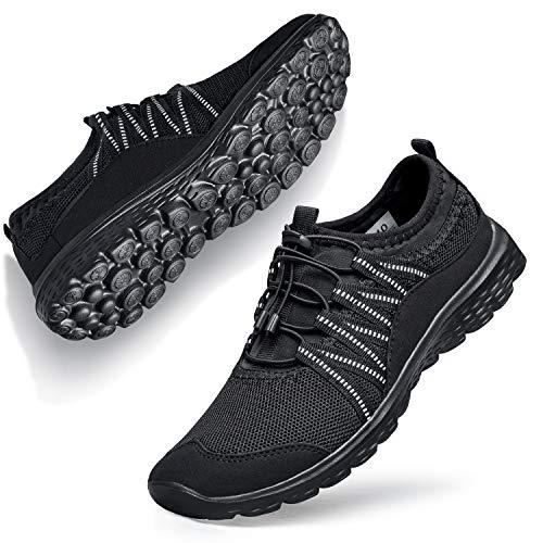 Slip on Sneakers for Women Walking Shoes Athletic Work Nursing Casual Slip