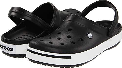 Crocs Men's Clog,Black/Black