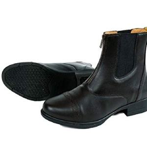 Shires Moretta Clio Adult's Paddock Boot Black
