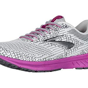 Brooks Women's Revel 3 Grey/Primer/Hollyhock