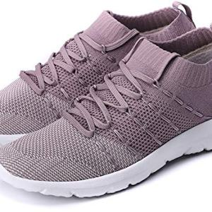 PresaNew Women's Athletic Walking Sneakers Lightweigh Casual