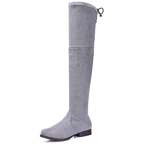 CAMEL CROWN Women's Trendy Over The Knee Boots Sexy