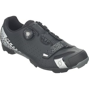 Scott MTB Comp BOA Lady Cycling Shoe - Women's Matte Black/Silver, 38.0