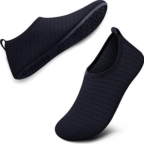 SEEKWAY Unisex Water Sports Shoes Barefoot Aqua Socks Slip-on Indoor