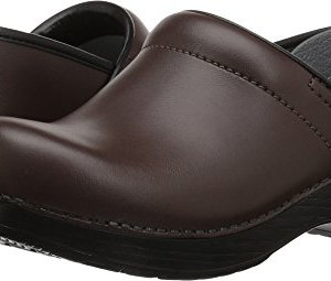 Dansko Women's Professional Leather Chocolate Leather