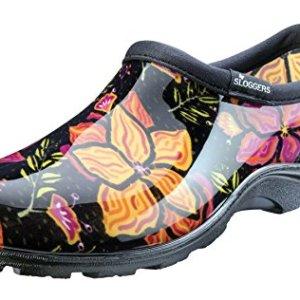 Sloggers Women's Waterproof Rain Garden Shoe Comfort Insole