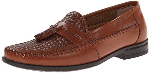 Nunn Bush Men's Strafford Woven Slip-On Loafer