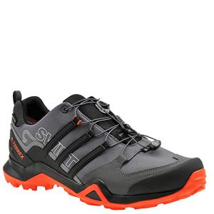 adidas outdoor Men's Terrex Swift Grey Five/Black/Active Orange