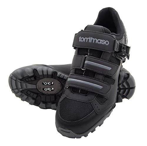 tommaso Vertice 200 Men's All Mountain Vibram Sole Mountain Bike Shoes