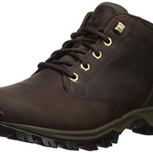 Timberland Men's Mt. Maddsen Waterproof Chukka Boot, Dark Brown Full Grain