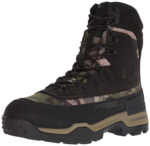 Under Armour Men's Brow Tine 2.0-800G Ankle Boot, Ridge Reaper Camo Fo