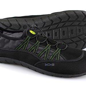 Body Glove Men's Sidewinder Water Shoe, Black/Yellow