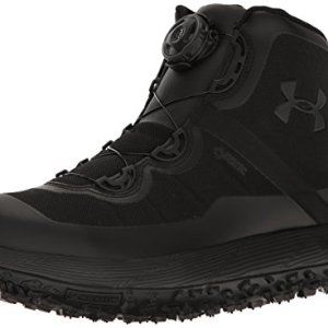 Under Armour Men's Fat Tire GORE-TEX, Black