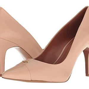Coach Women's Patrice Leather Pump Beechwood