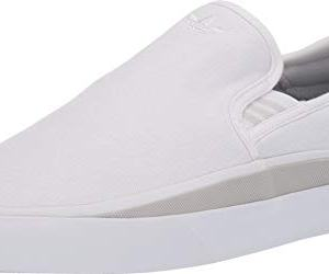 adidas Skateboarding Men's Sabalo Slip Off-White/Grey One F17/Core Black 9 D US
