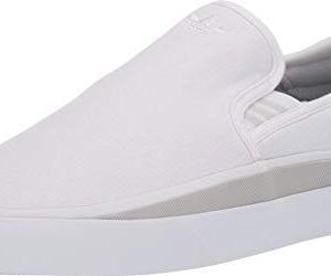 adidas Skateboarding Men's Sabalo Slip Off-White/Grey One F17/Core Black 9 D US