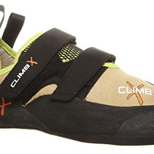 Climb X Rave Trainer Climbing Shoe with Free Sickle Climbing Brush