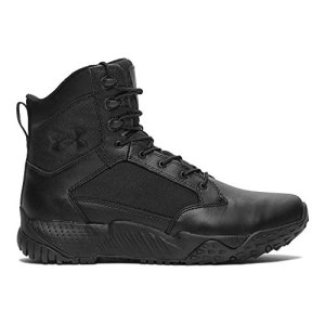Men's Stellar Military and Tactical Boot, Black