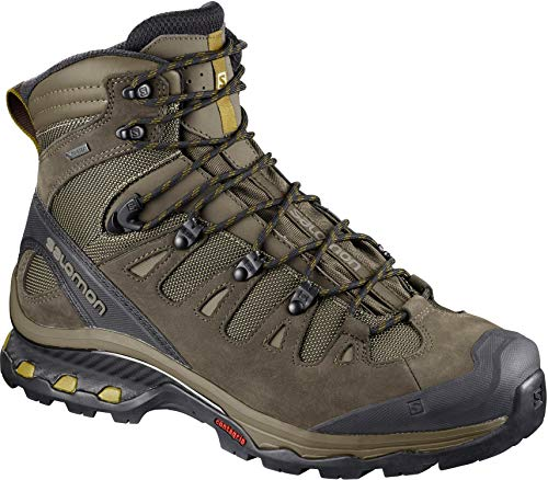 SALOMON QUEST 4D 3 GTX MEN'S HIKING BOOTS WREN/BUNGEE