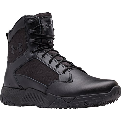 Men's Stellar Military and Tactical Boot, Black (001)/Black, 12