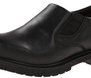 Skechers Men's Work Cottonwood Goddard Slip On, Black