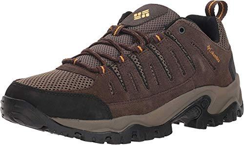 Columbia Men's Lakeview II Low Hunting Shoe, Cordovan