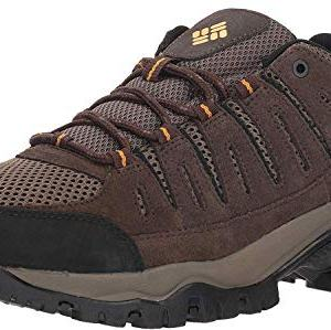 Columbia Men's Lakeview II Low Hunting Shoe, Cordovan