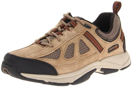 Rockport Men's Rock Cove Taupe Suede Sneaker
