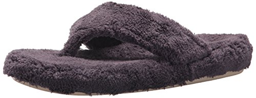 ACORN Women's Spa Thong, Squid Ink, X-Large