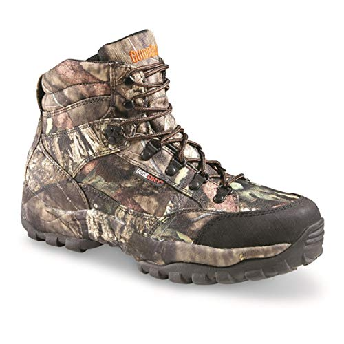 """Guide Gear Men's Guidelight II 6"""" Uninsulated Waterproof Hunting Boots"""