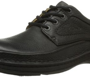 CLARKS Shoe Nature Three Black Black
