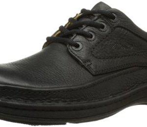 CLARKS Shoe Nature Three Black Black