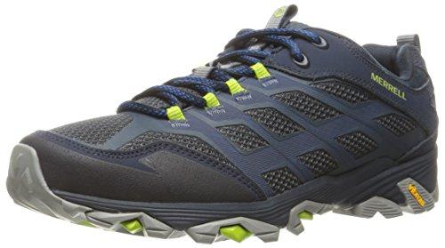 Merrell Men's Moab FST Hiking Shoe, Navy