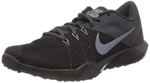 Nike Men's Retaliation Trainer Cross, Black/Metallic Cool Grey