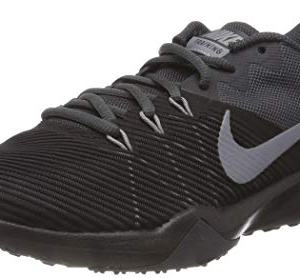Nike Men's Retaliation Trainer Cross, Black/Metallic Cool Grey