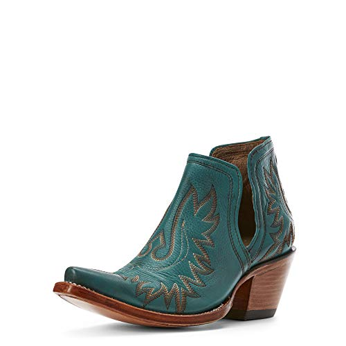 Ariat Women's Women's Dixon Western Boot, Agate Green