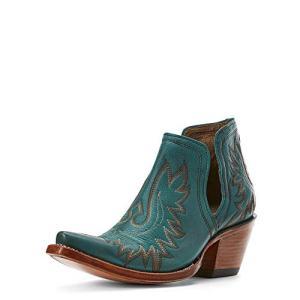 Ariat Women's Women's Dixon Western Boot, Agate Green